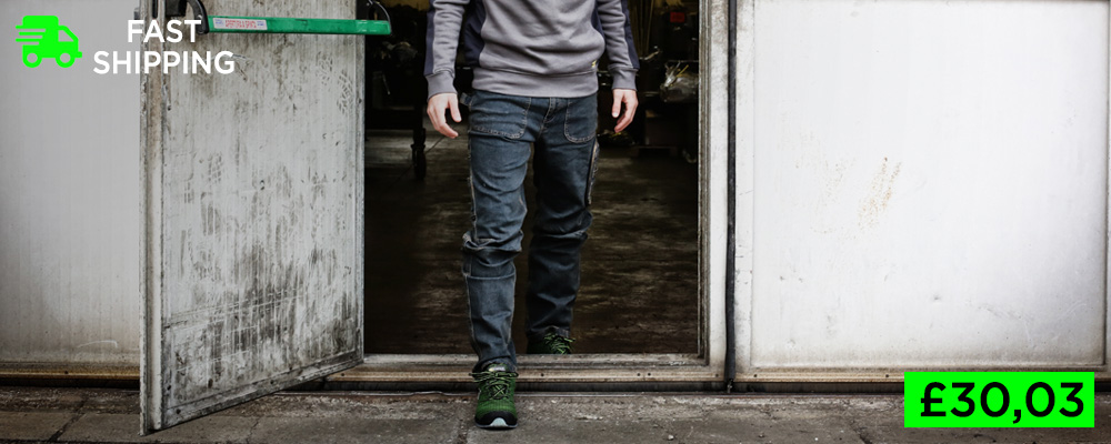 Cofra Barcelona work jeans