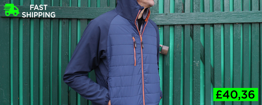 Issa Line workwear by Industrial starter