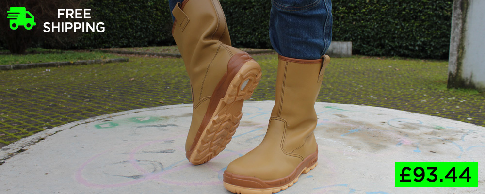 The best safety wellies