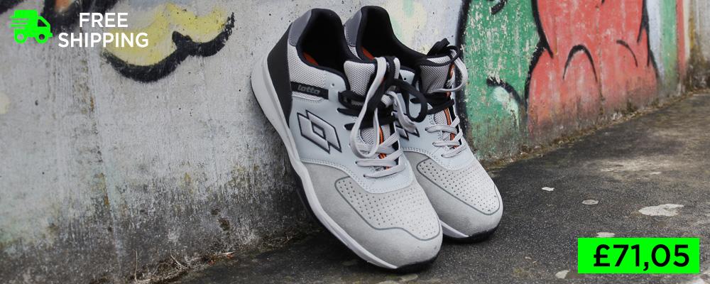 Lotto Street L49685 S1P SRC work sneakers