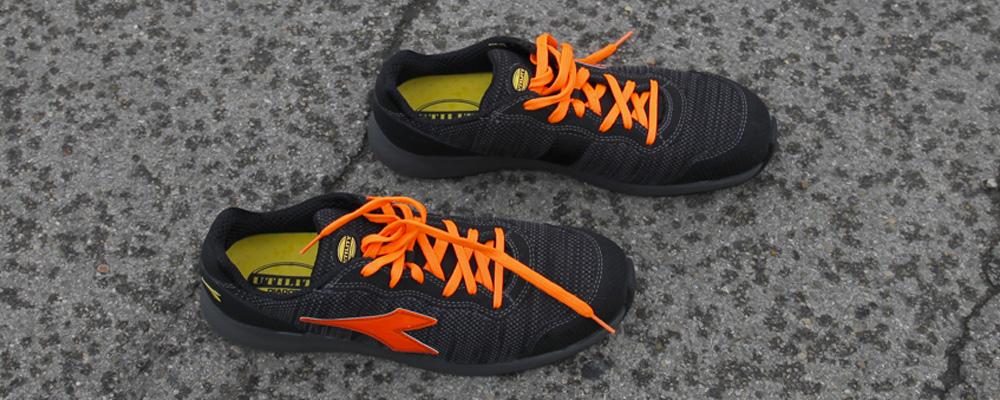 Discover the Diadora Utility safety shoes