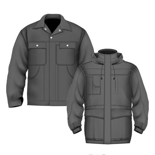 U-Power work jackets