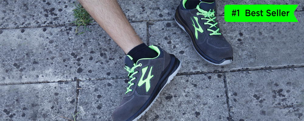 The best safety shoes selected for you!