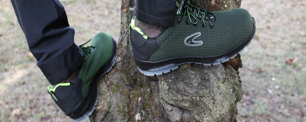 Discover the Cofra safety shoes