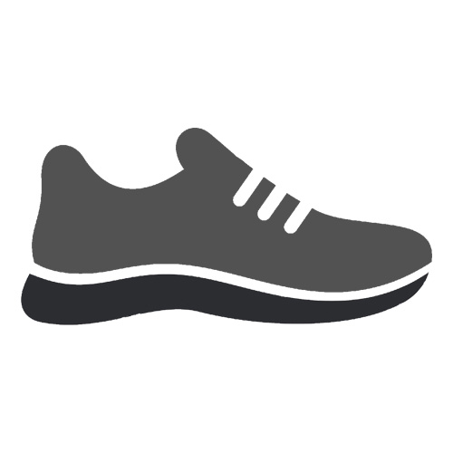 Low-top safety shoes