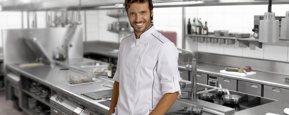 Siggi chef clothing