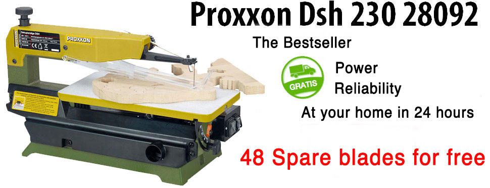 Scroll Saws - Available online