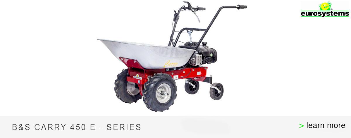 Motorized Wheelbarrow eurosystem