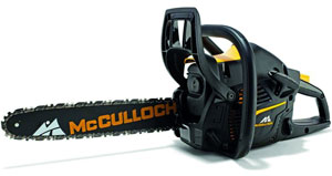 mcculloch chainsaw, complete catalog