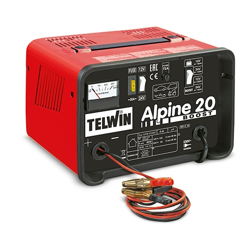 TELWIN Alpine 20 Boost 807546 Battery Charger
