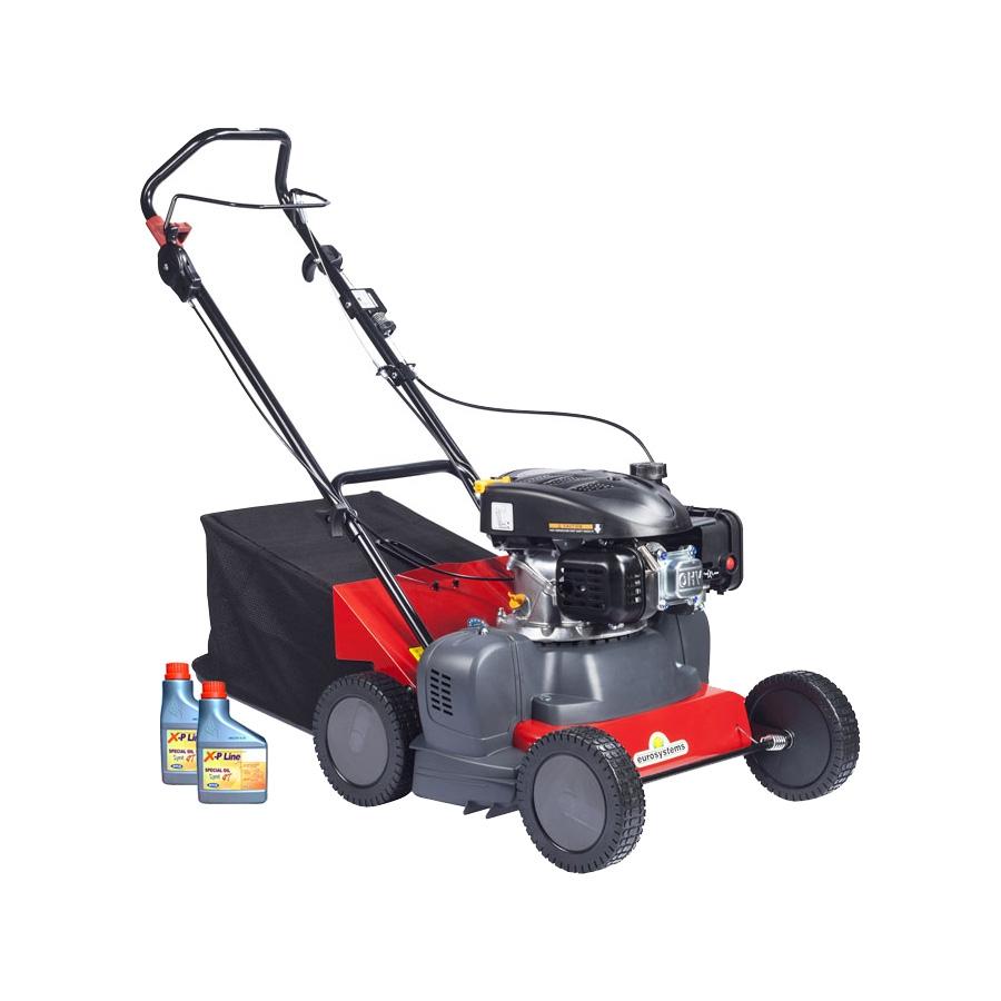 Eurosystems SC 42 Loncin OHV123 Petrol Lawn Scarifier