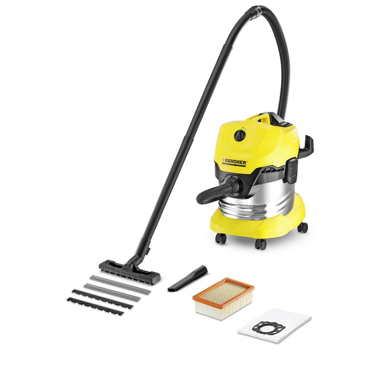 Karcher WD 4 Premium Dustbuster