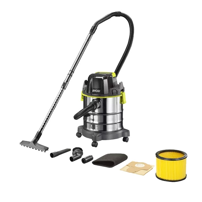 Ryobi R18WDV-0 Wet and dry vacuum cleaner