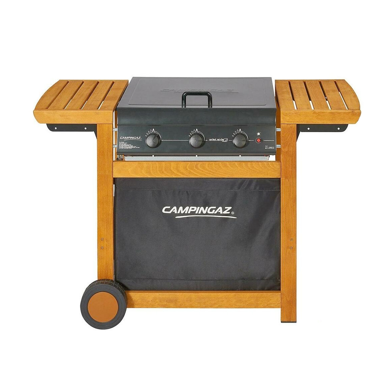 Campingaz Adelaide 3 Woody DG Gas barbecue