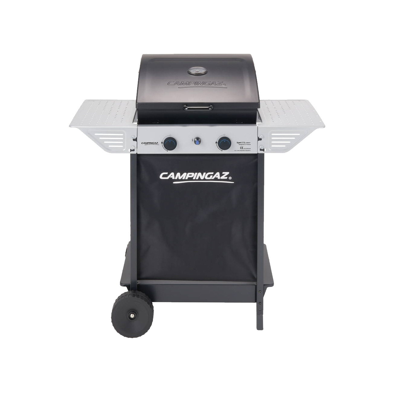 Campingaz XPERT 100 L + ROCKY gas BBQ with oven and grill