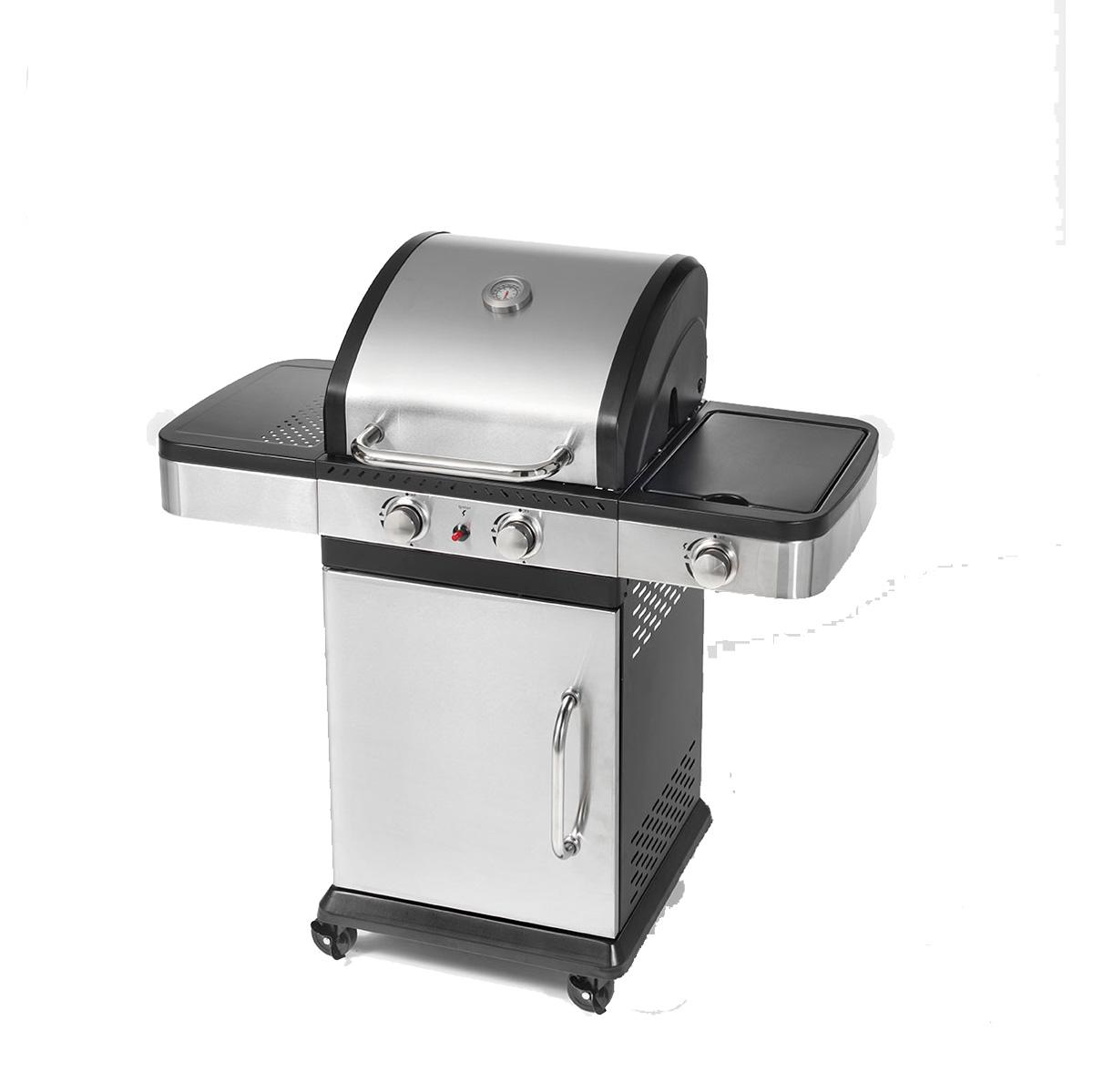 Ompagrill Indianapolis 3 Titanium gas barbecue