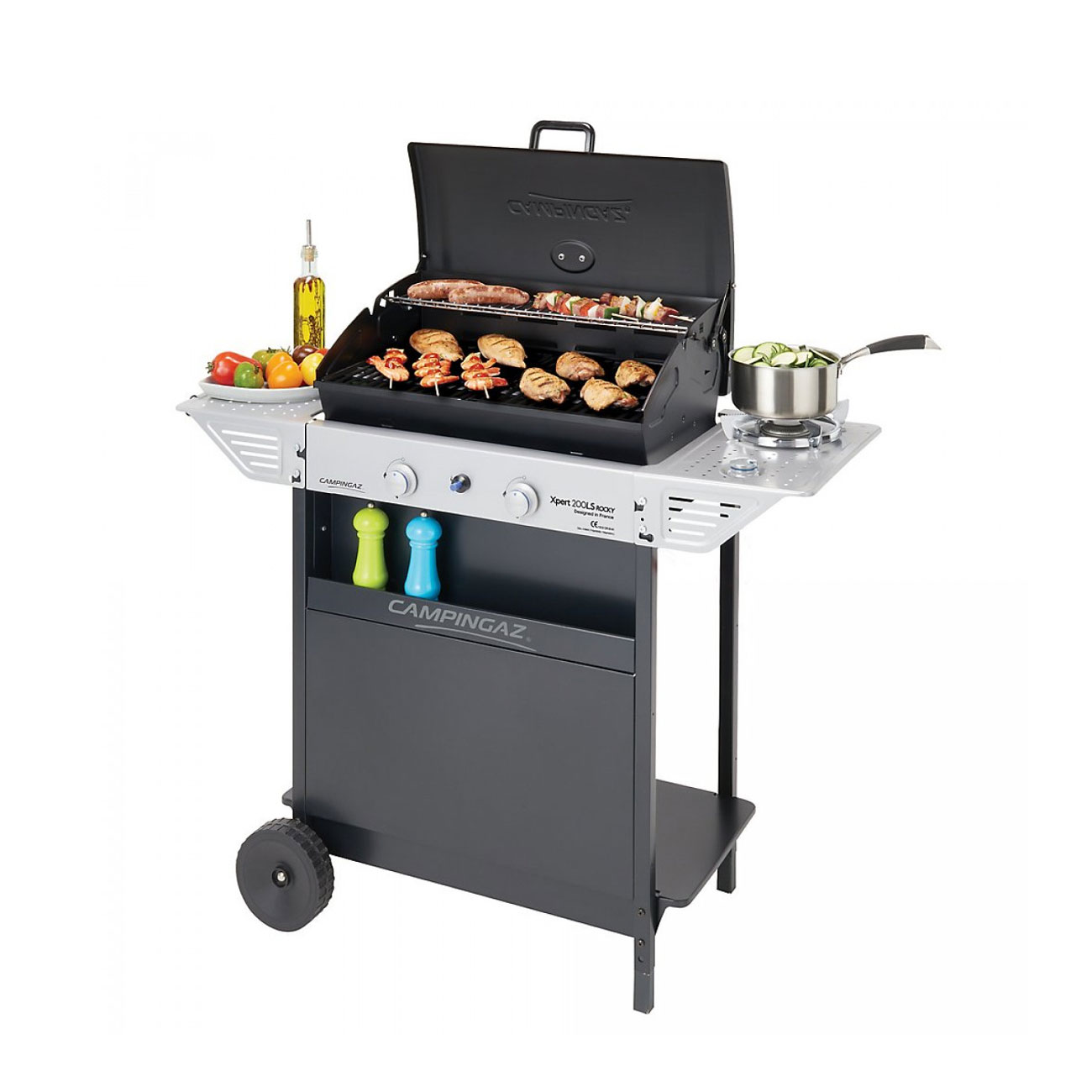 Campingaz XPERT 200 LS Gas Outback BBQ-Barbecue