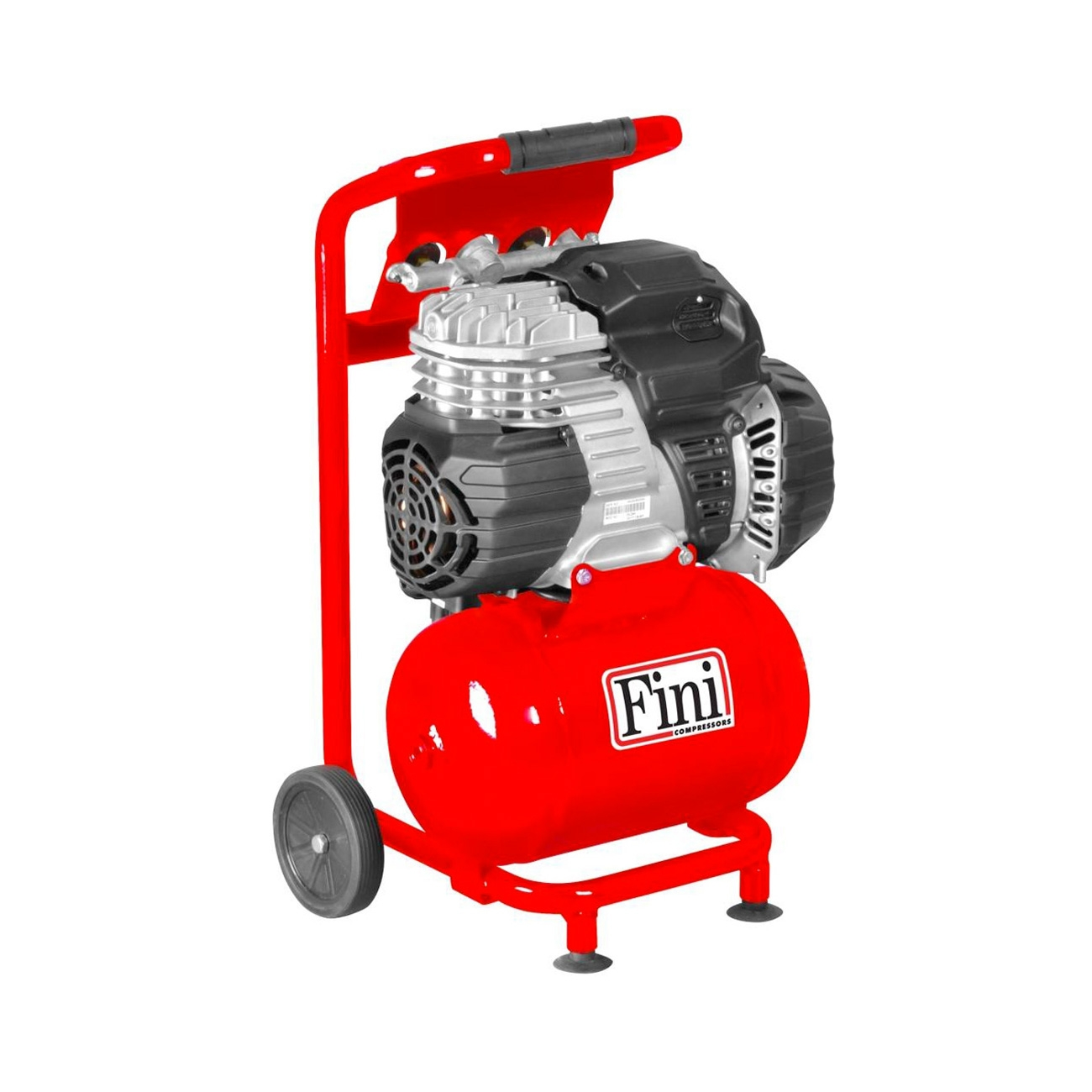 Fini OL244 / 10 PCM Air compressor 10 lt vertical