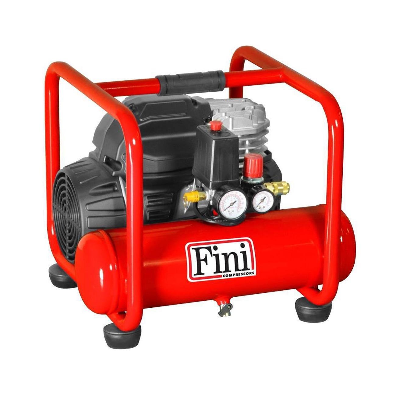 Fini OL244 / 6 Vento Rollcage Air compressor 6 lt
