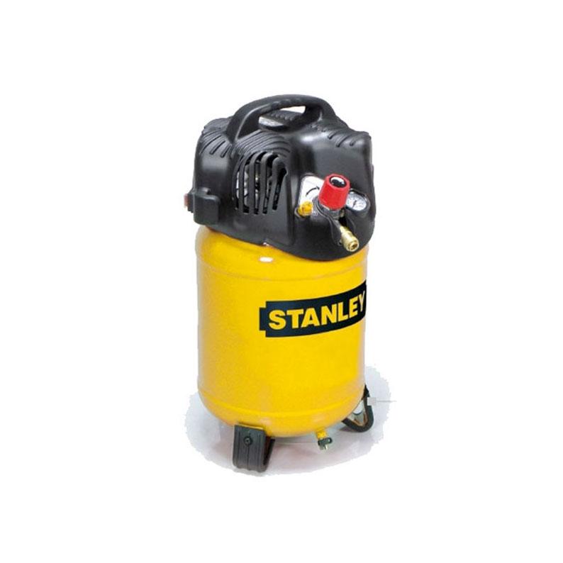 Stanley D 200/10 / 24V 24 lt Vertical Air compressor