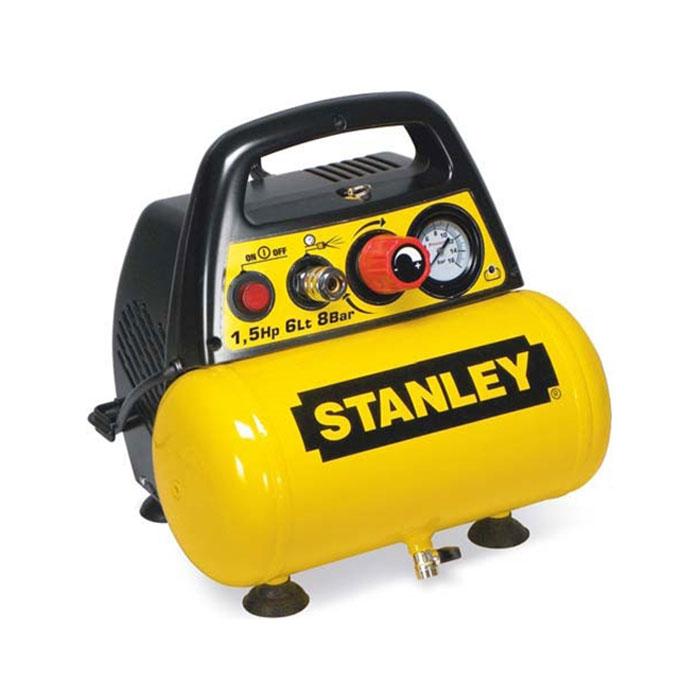 Stanley DN 200/8/6 6L Portable Air compressor 240V