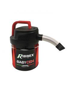 Ribitech Babycen 500W Ash vacuum cleaner for pellet stoves