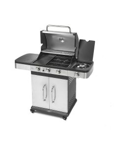 Ompagrill Indianapolis gas barbecue 4