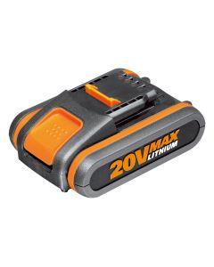 Worx WA3572 20V and 2.5 Ah lithium battery