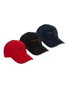 Diadora Baseball Cap Hat with visor
