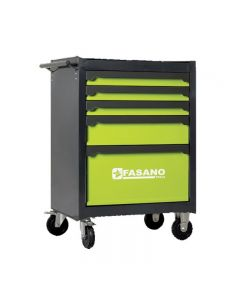 Fasano FG BEST125 Complete tool trolley with wheels
