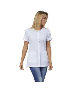 Siggi Flavia white art. 28CS1422 Woman coat