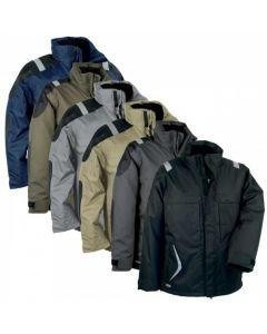 Cofra Winter Cyclone Work jacket