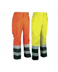 Cofra New Hebron high visibility work trousers