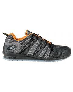 Cofra Fluent Black/Orange S1P SRC Safety trainers