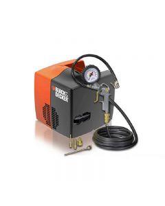 Black & Decker CUBO BD 195 Portable Air Compressor 240V