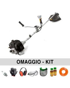 Alpina ABR 32 D petrol with double handle brush cutter