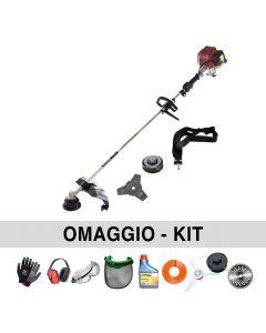 Honda GX 50 4 stroke Petrol Brush cutter - single handle