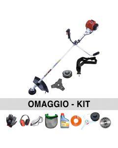 Honda GX 50 Petrol Brush cutter - double handle