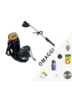 KAAZ MITSUBISHI VR540 Backpack Brush Cutter