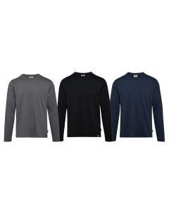Diadora ML Mono Organic long sleeve work shirt