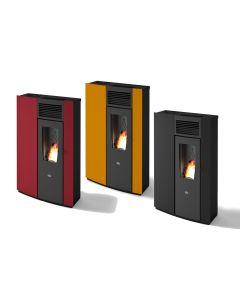 Eva Calor Perla | 7,5 kW Slim pellet stove