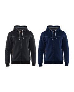 Blaklader 4933 Work sweatshirt with hood