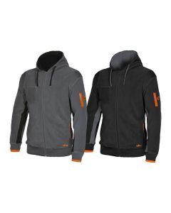 Industrial Starter Ortigara 04807 Micro fleece Work sweatshirt