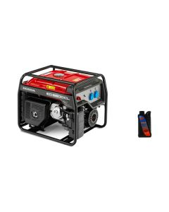 HONDA EG 5500 CL Endurance Petrol Generator 230V