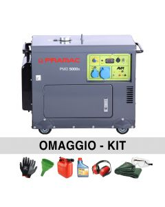 Pramac PMD 5000s Diesel Generator 230V