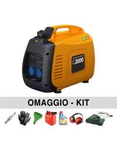 AMA G2000I 2,0 KW Silent Inverter Generator