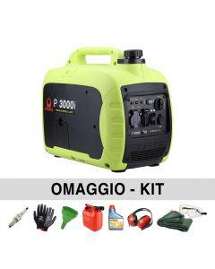 Pramac P3000I 2.45 Kw Inverter power generator