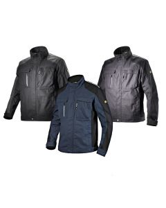 Geox Diadora Utility Workwear jacket Tech Work jacket