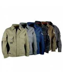 Work Jacket Cofra Workmaster