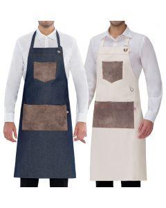 Giblor's Manchester Waiter's apron 100% cotton